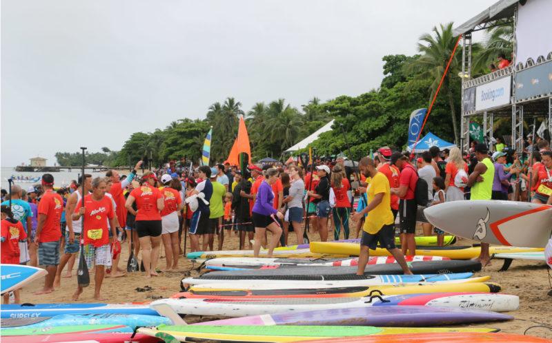 Festival Aloha Spirit - esportes náuticos
