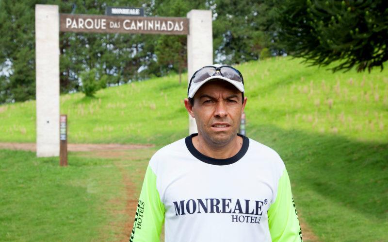 Adilson Ligeirninho ultramaratonista esporte