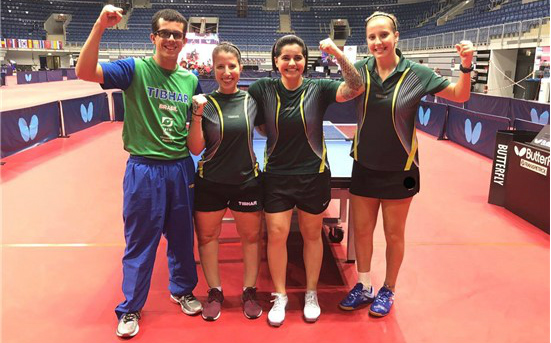 Brasil Tênis de Mesa Paraolímpico