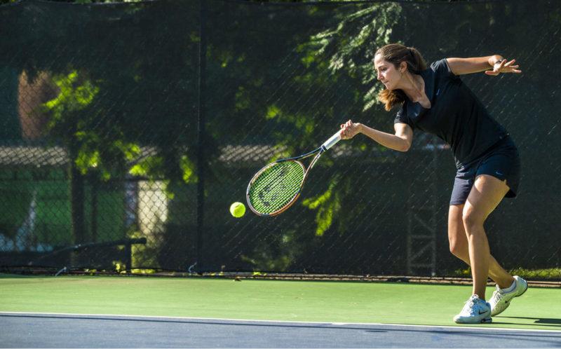 Vídeo-dica de tênis - posicionamento na quadra