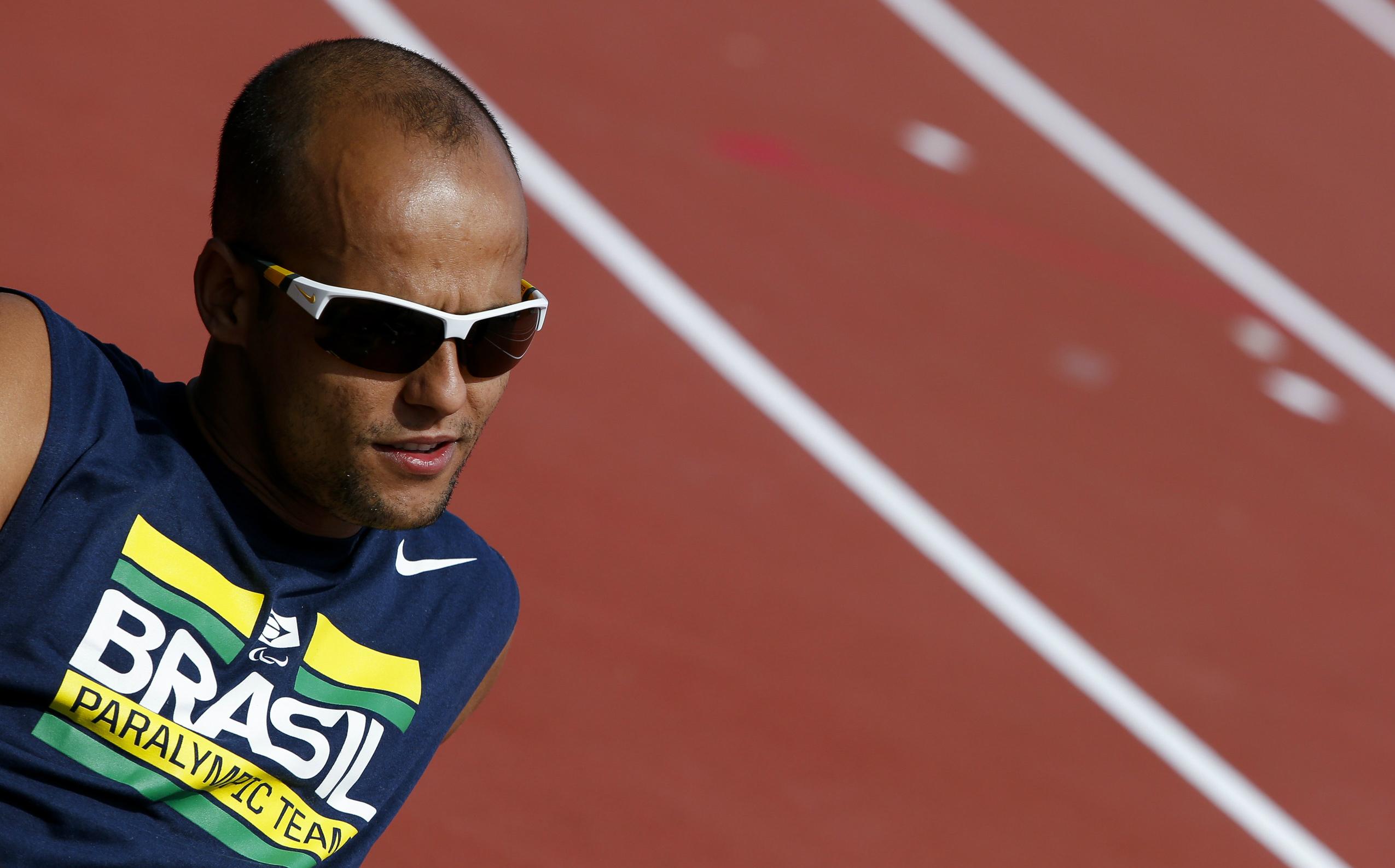 Lucas Prado velocista paraolímpico brasileiro