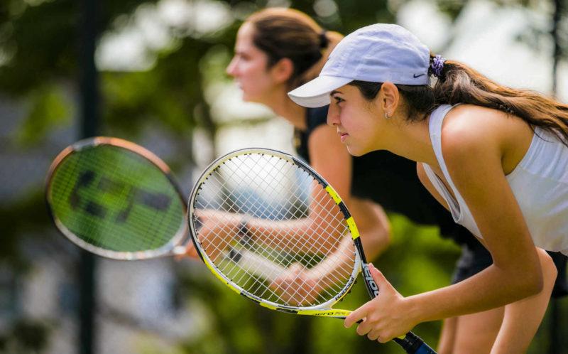 Vídeo-dicas de tênis: como jogar bem em duplas