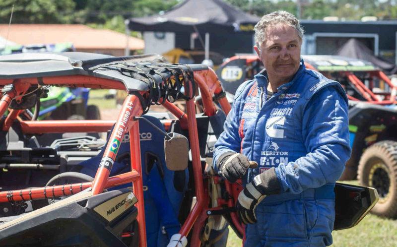 Edua Piano entrevista automobilismo rally