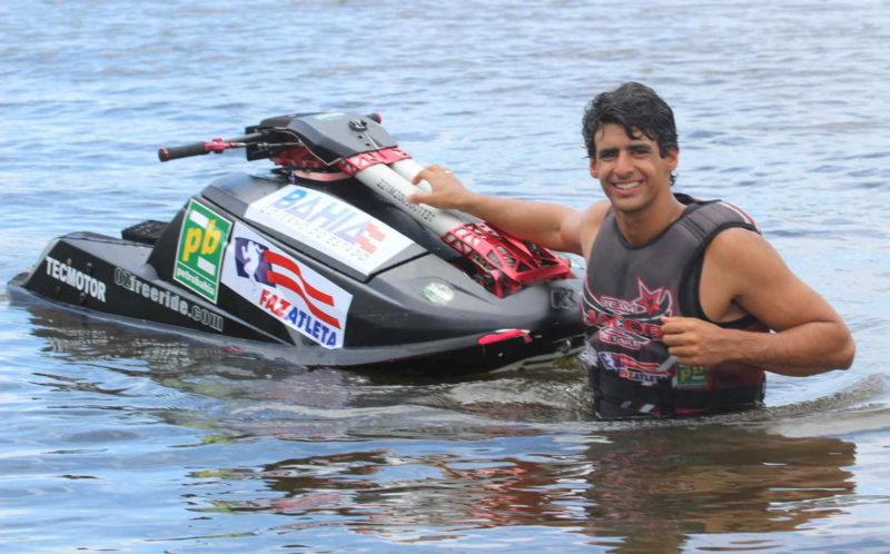 Bruno Jacob motosurf