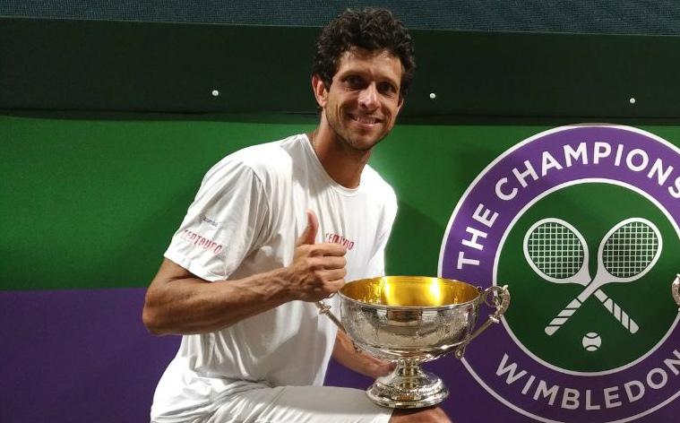 Marcelo Melo jogador de tênis
