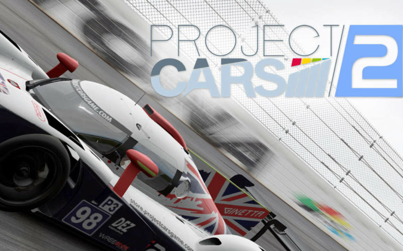 Games & Sports - Project CARS 2