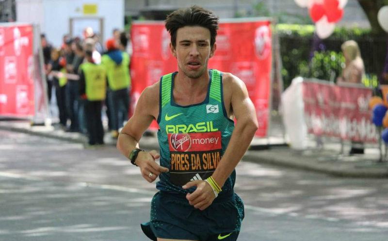 Alex Pires maratona paraolímpica