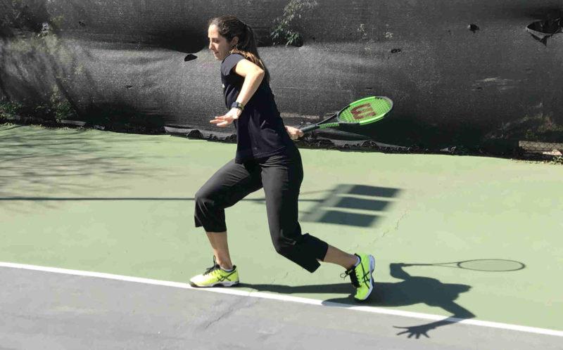 Vídeo-dica de tênis - Apoio aberto