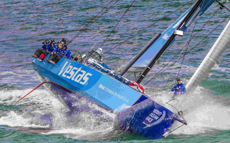 Volvo Ocean Race Iatismo regata náutica transoceânica