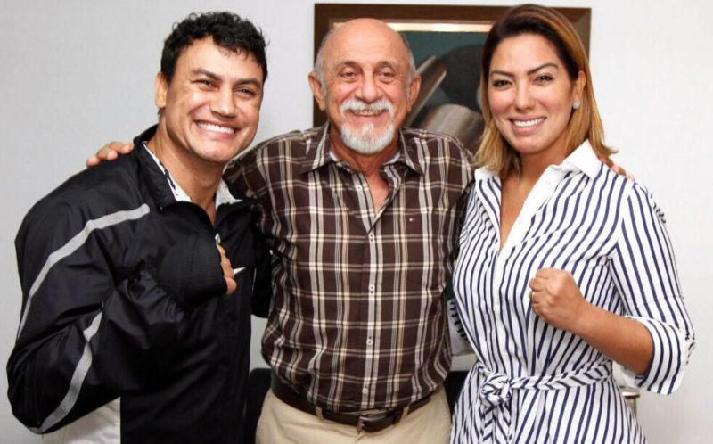 Acelino Popo Freitas boxe