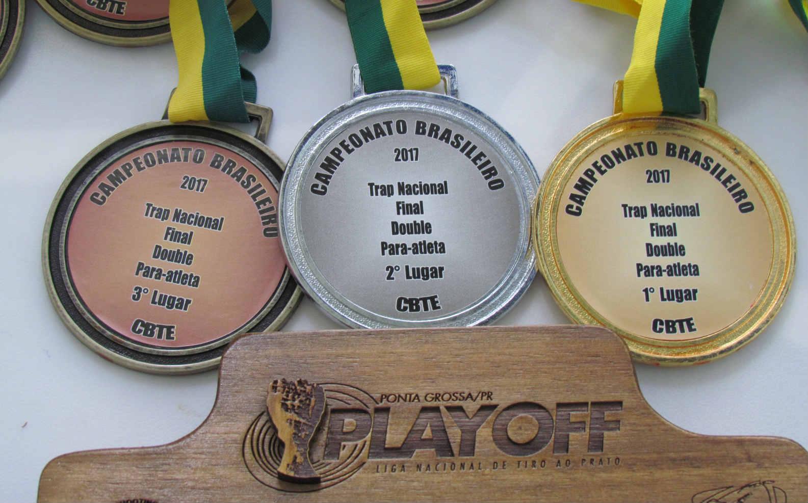 Playoff da Liga Nacional de Trap Americano - Tiro