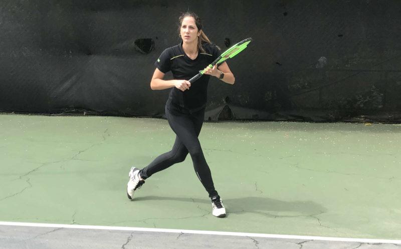 Video-dica de tênis - O passo de recuperação