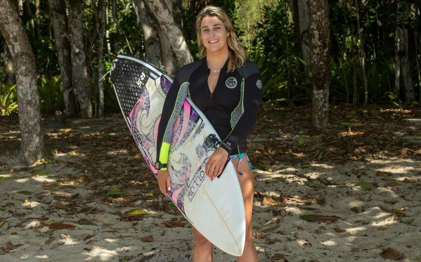 Camila Cassia Surfe