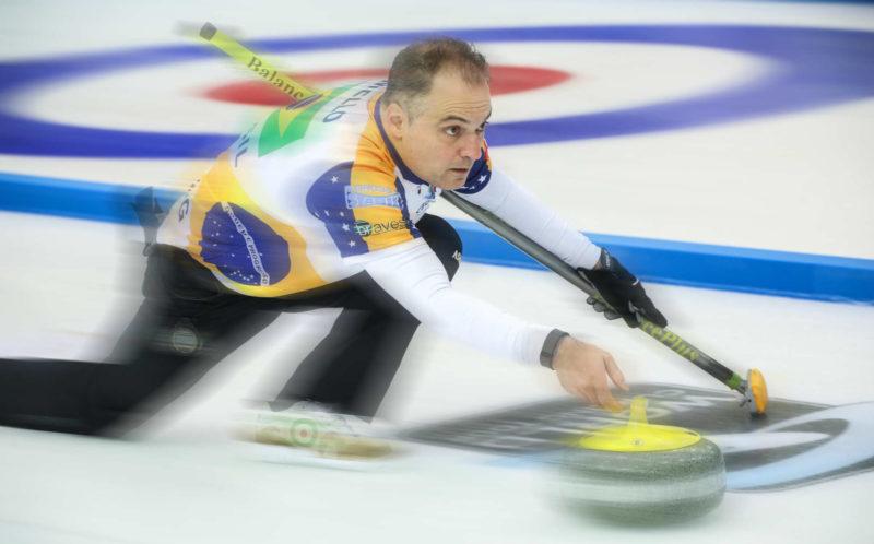 Curling esporte