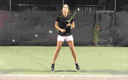 Vídeo-dica de Tênis - Como fazer o split