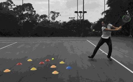 Vídeo-dica de Tênis – Olhar para a bola
