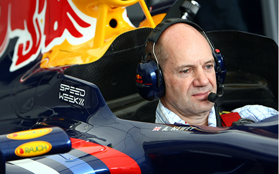 newey Fórmula 1