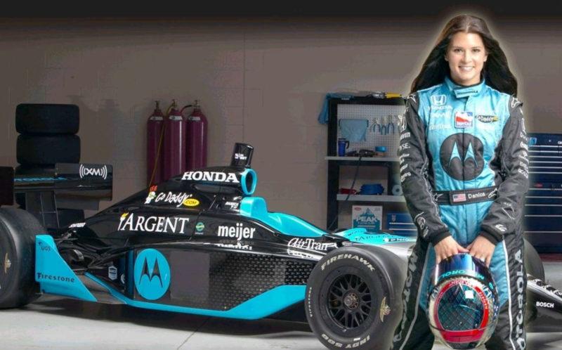 Danica Patrick Fórmula 1