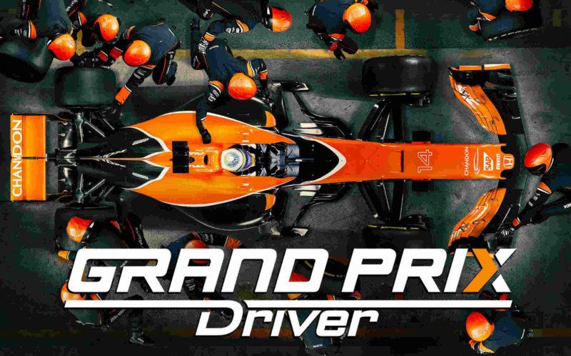 """Fórmula 1 """"Grand Prix Driver"""""""