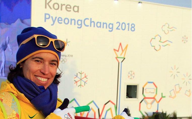 Isabel Clark Pyeongchang 2018
